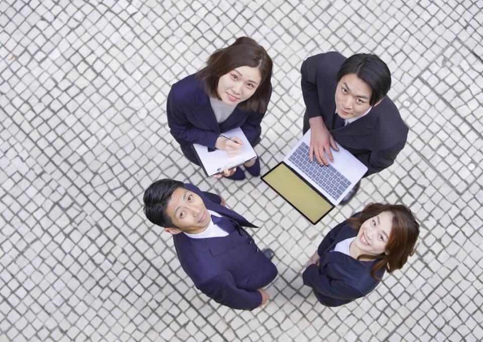 雇用の確保とサポート